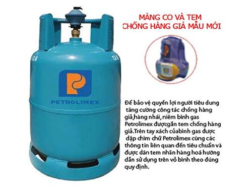 Bình gas chất lượng