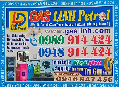 Cửa hàng gas Linh Petrol
