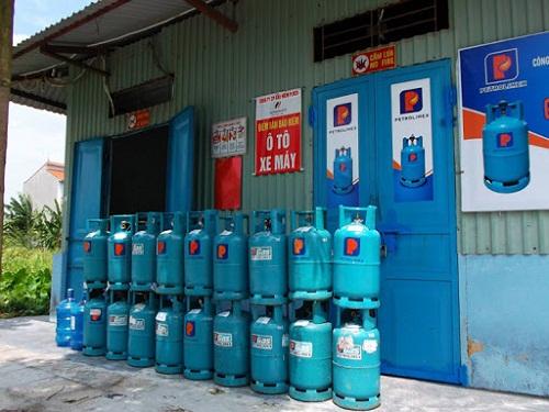 Cửa hàng gas tại Thanh Xuân