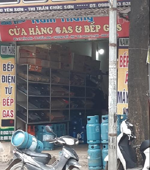Đại lý gas Nam Thắng