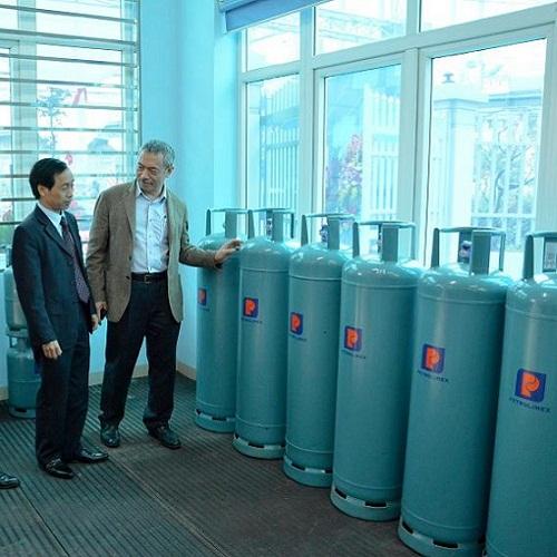 Giá gas công nghiệp